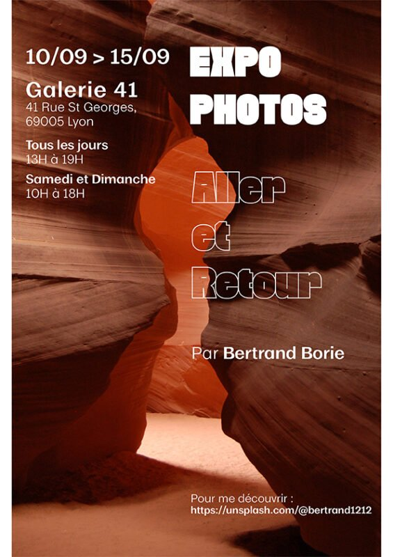 Exposition- Galerie 41